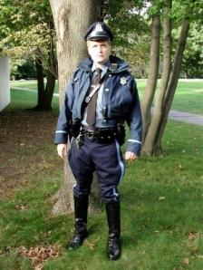 """State Trooper in """"Mystic River"""""""